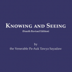Knowing & Seeing, by Ven. Pa Auk Sayadaw