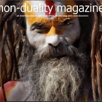 Stephen Interviewed by Non-Duality Magazine
