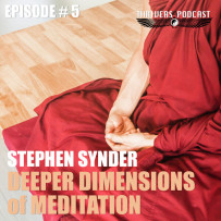 Thriver's Podcast Interview About Meditation's Deeper Dimensions